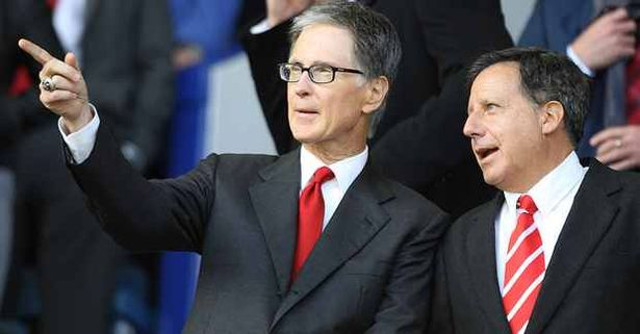 LFC fans debate why John W. Henry was sat in Barcelona's box