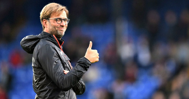 Klopp shows his class with some nice words on former Liverpool man
