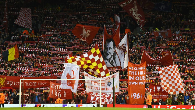 (Video) Anfield's long overdue makeover well underway