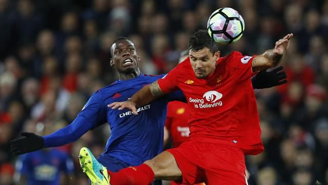 'He touches us in the heart'- Dejan Lovren hails Klopp's pre-match influence