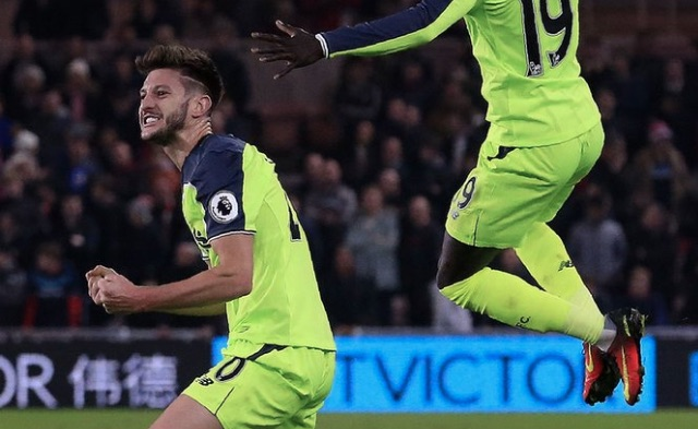 Lallana's mesmerising performance breaks internet; world's biggest Twitter trending footballer