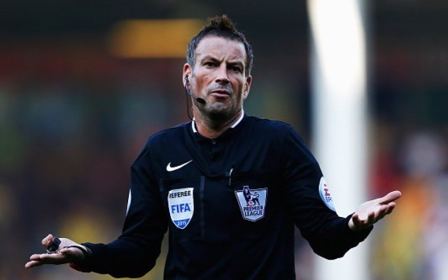 Mark Clattenburg admits which club he supports; it'll shock EFC fans