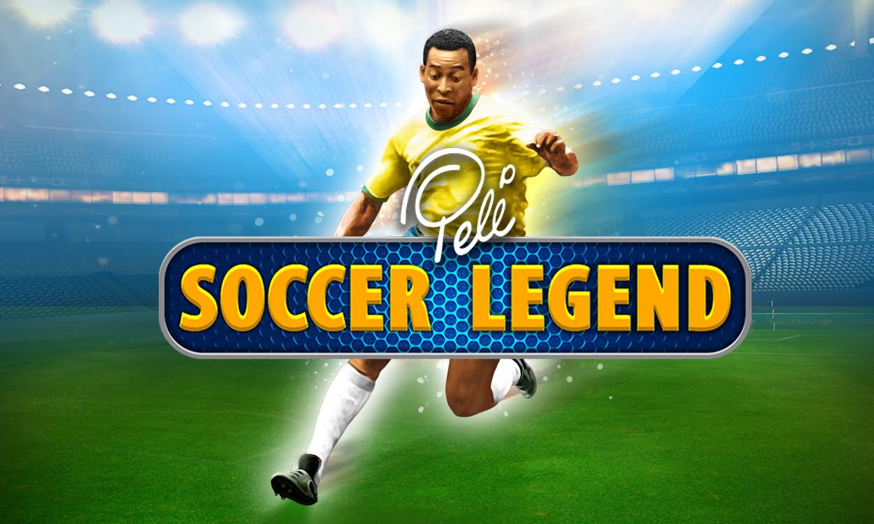 Private: New game released called 'Pele: Soccer Legend' where gamers play as Brazilian phenomenon