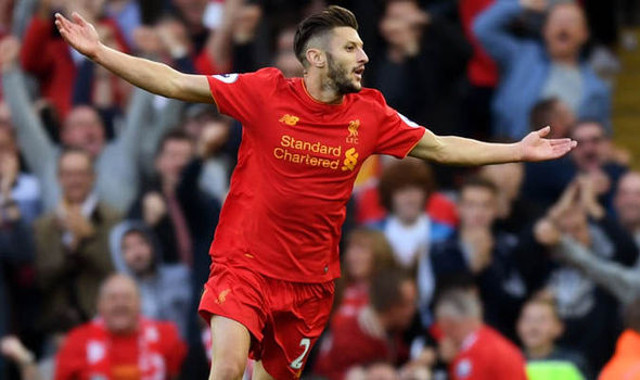 (Video) Lallana extends Liverpool's lead after breathtaking counterattack