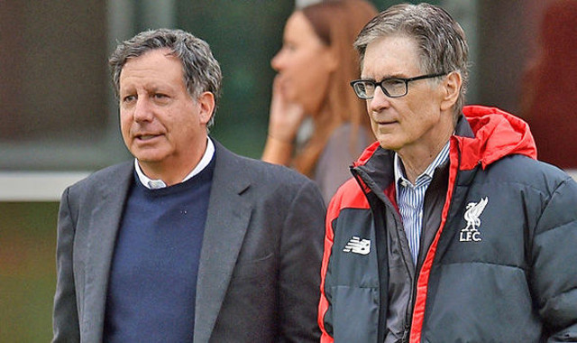 Liverpool owners react to reports they're going to sell Boston Red Sox