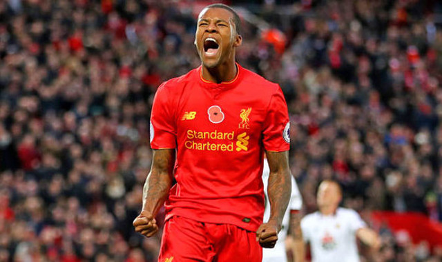 Liverpool fans: Vote Wijnaldum for Premier League Player of the Month, here