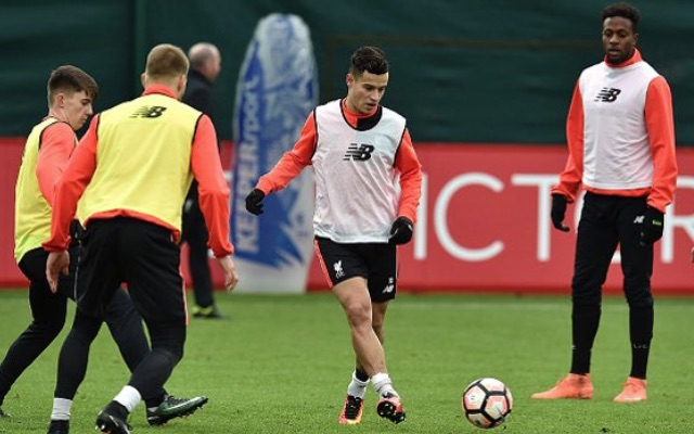 'Be afraid'- fans go mad at the news of Philippe Coutinho's return to training