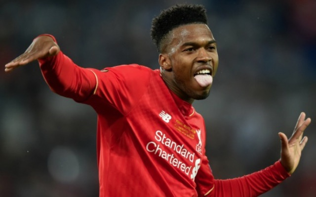 Why Daniel Sturridge missed Liverpool training yesterday