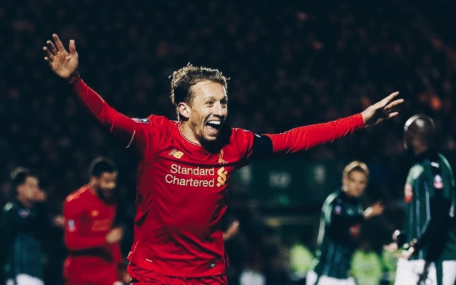 Why Liverpool fans love Lucas Leiva; our loyal Brazilian Scouse servant