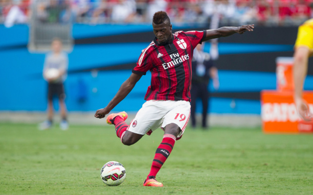 Liverpool want AC Milan's £15m hotshot, say Sky Italia, but Manchester United also keen