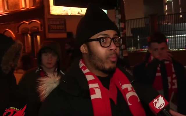 (Video) People are saying this Liverpool fan has totally nailed club's problems