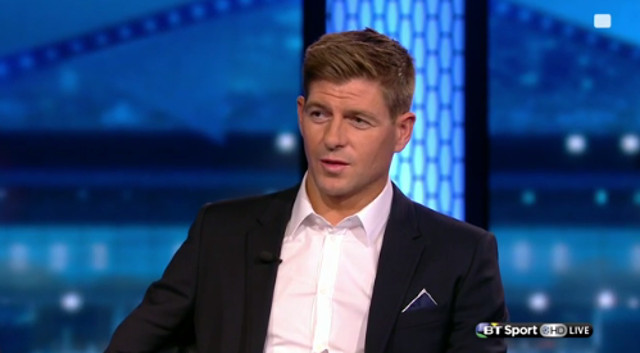(Video) Gerrard explains Liverpool's Champions League chances