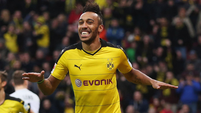 Dortmund honcho speaks about selling Aubameyang