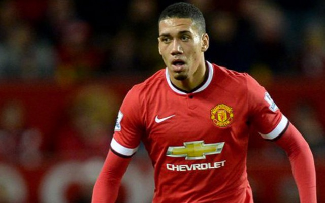 Chris Smalling shows lack of class with Twitter dig aimed at Liverpool