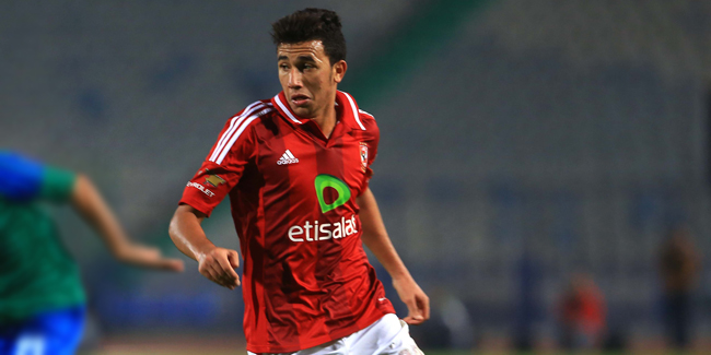 Liverpool speak to agent of Mahmoud Hassan 'Trezeguet'; wing-forward desperate for switch says reliable source