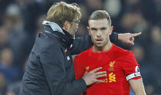 Klopp: 'I wish his ligament snapped'