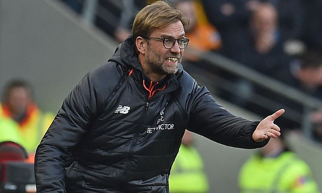 Klopp admits he has no Plan B but will fight for 'Holy Grail'