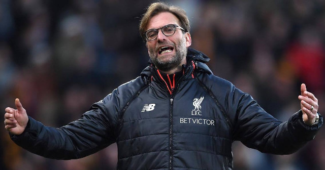 'I'm angry with the result,' 'It was a penalty' – Klopp fumes after LFC draw