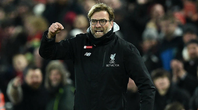 Inspiring Klopp proves he is the perfect manager for Liverpool with fighter's outlook