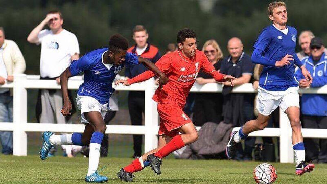 LFC starlet reveals who he takes inspiration from in training- 'he gives me joy'