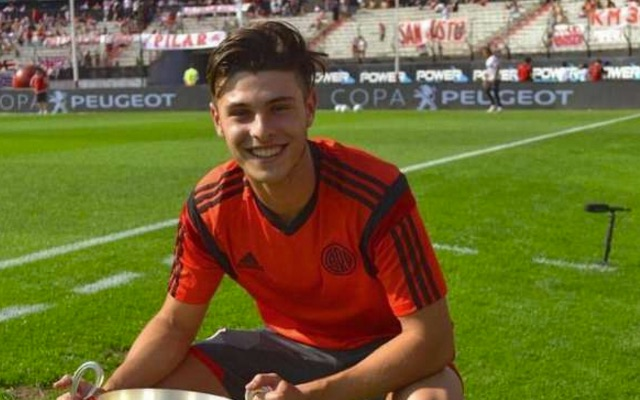Argentina youth sensation loves LFC; replicates Aguero's famous 2007 comments