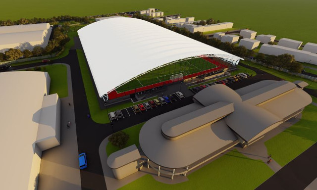 (Image) What Liverpool's new and spectacular £50million training complex will look like