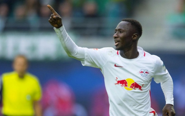 Naby Keita finally discusses £50m Liverpool move