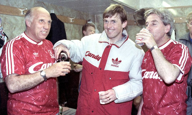 King Kenny with a fitting tribute to universally respected Ronnie Moran