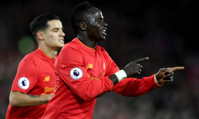 (Video) Mane casually destroys Monreal with run that sums up his night