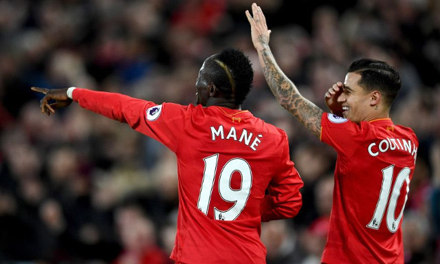 Sadio Mane: Coutinho won't teach me at Melwood