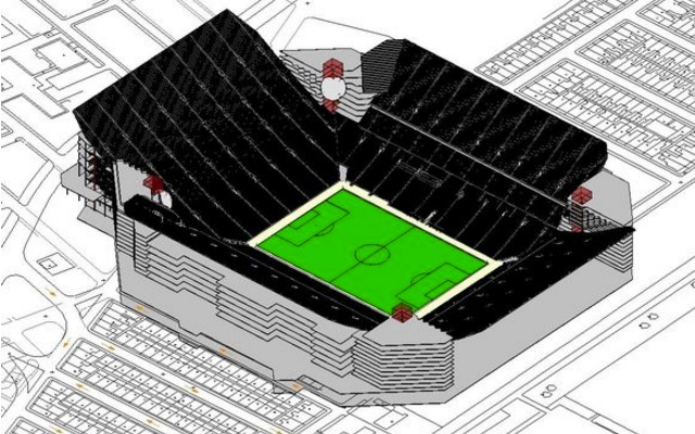 Designer shows off Anfield development plans to leave ground at 108,000 capacity – 2nd biggest in world