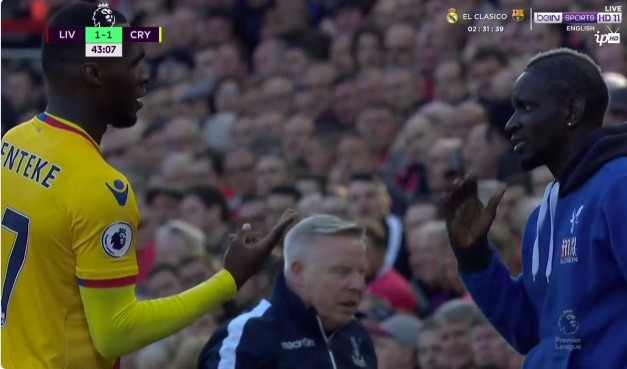 Sakho: I wasn't celebrating… Honest
