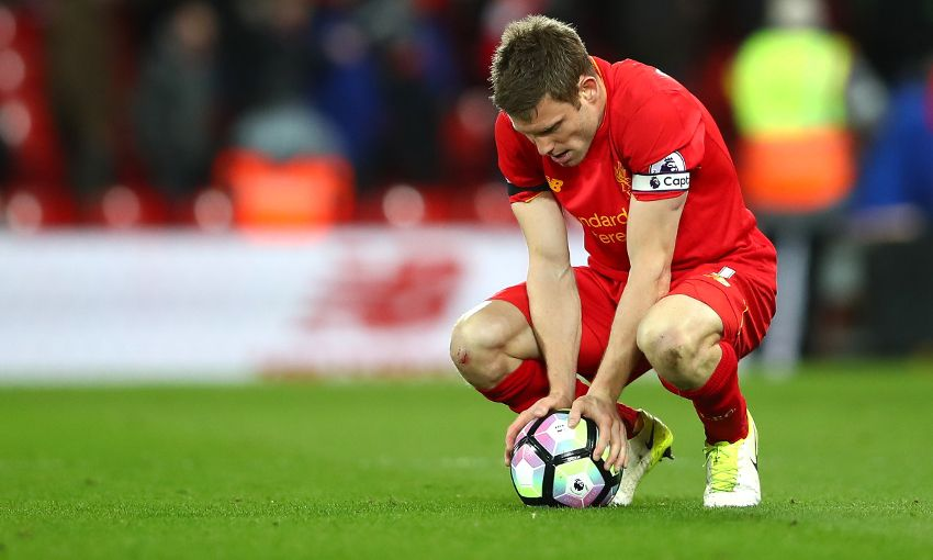 MIlner apologises to two LFC aces he feels have been 'let down'