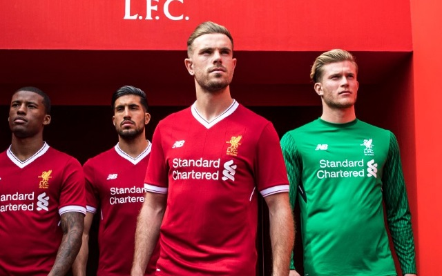 Weird info leaked on Liverpool's kit for next season…
