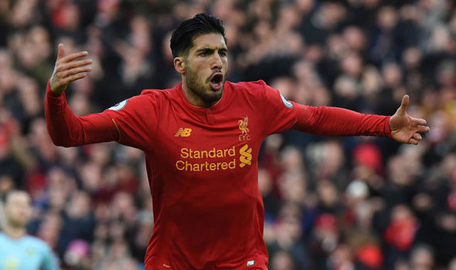 Telling update on Emre Can's future amid rumours he's agreed Juventus terms