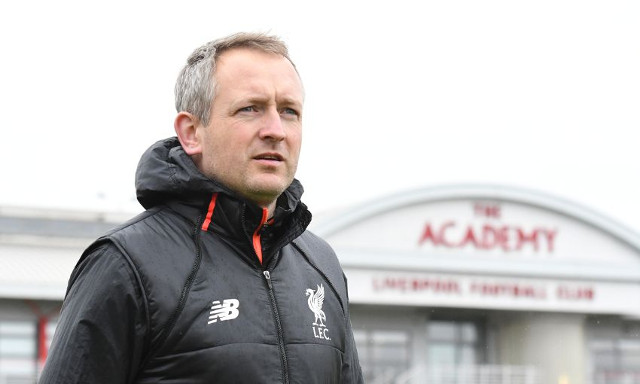 Liverpool U23s boss provides update on Sepp van den Berg and Harvey Elliott