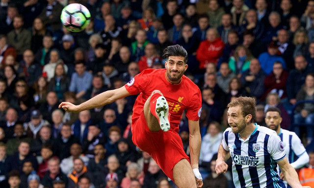 (Video) Emre Can proves his importance with inspired display at West Brom