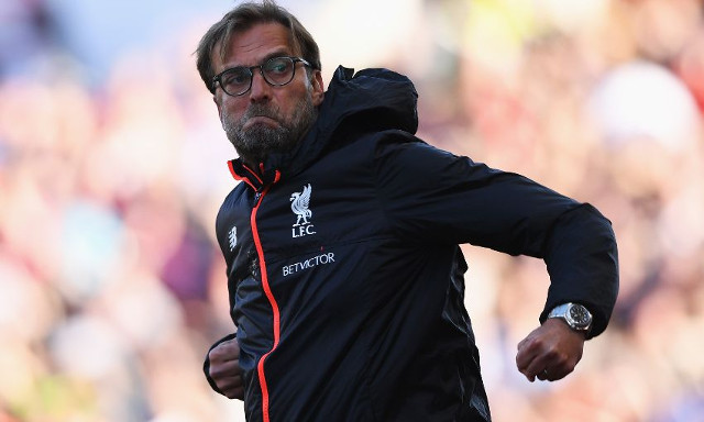 'It's what you wish for'- Klopp delighted for outstanding Liverpool star