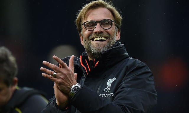 Klopp with teasing transfer update; hints at work behind the scenes
