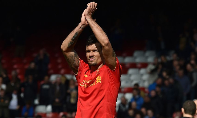 Dejan Lovren responds superbly when asked about Virgil van Dijk rumours