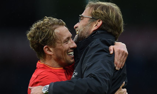 Quality: How Lucas Leiva has sorted Liverpool out when in Rome