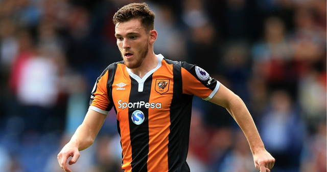 LFC linked with Brazilian flyer (23) as Andrew Robertson alternative