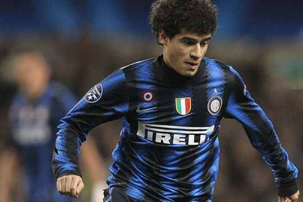 (Video) Watch how good Coutinho was for Inter aged 18 in Champions League…