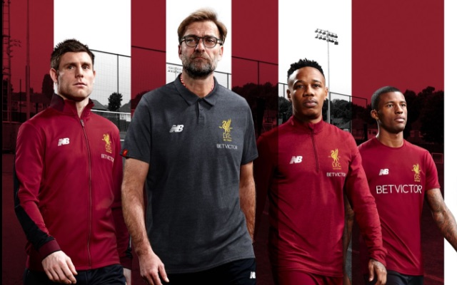 LFC training kit released for 2017/18… & it's a beauty