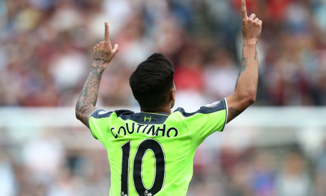 The worrying £72million twist in Philippe Coutinho's LFC future; European giants see bid rejected
