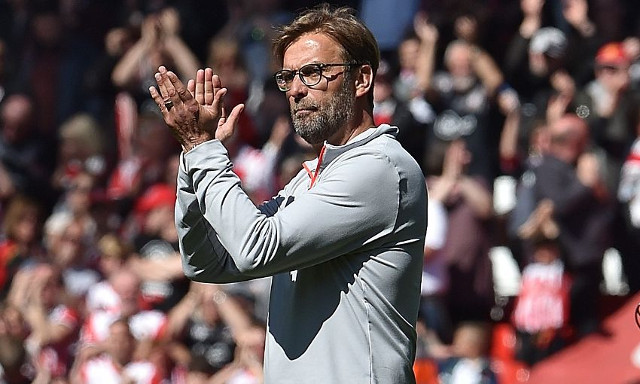 Klopp assures Liverpool fans he isn't on drugs…