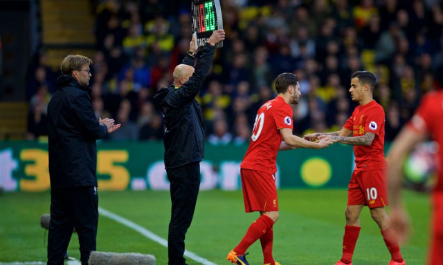 Liverpool star's absence from training is explained