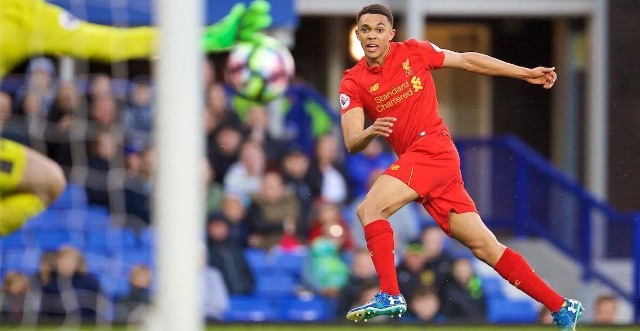 Trent Alexander-Arnold- the young Liverpool role model Reds just can't stop talking about