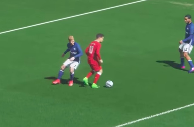 (Video) Firmino's Stoke blast & Coutinho's Everton worldy recreated by PES 2018