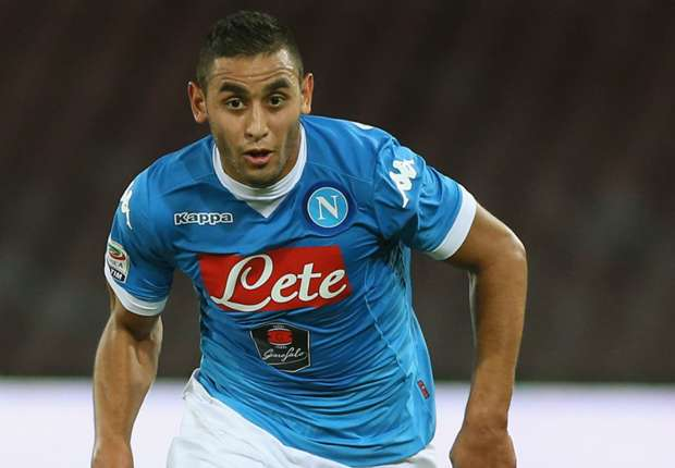 Napoli name affordable fee Liverpool must spend on Faouzi Ghoulam